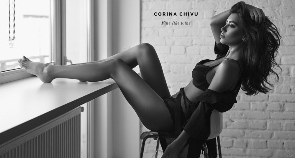 Fine like wine with Corina Chivu